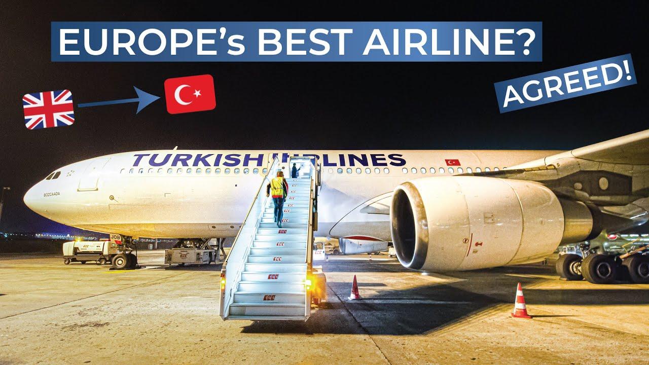 TRIPREPORT | Turkish Airlines (ECONOMY) | London Heathrow - Istanbul Atatürk | Airbus A330-300