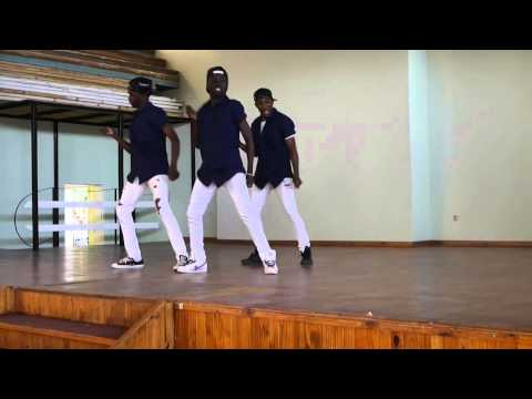 Zimbabwe dance group Dream Team