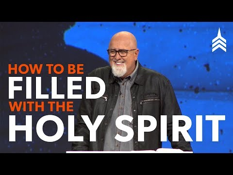 How to be Filled with the Holy Spirit | Walk in the Word TV
