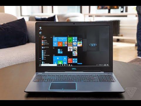 Đập Hộp Đánh Giá Chiếc Laptop Gaming Dell G3 3579 Core I7 VGA Rời GTX1050Ti 4GB Hót Nhất 2018