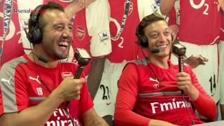 Arsenal: Funniest outtakes of 2016
