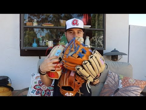 Complete infield glove guide! How to choose the right glove for you!