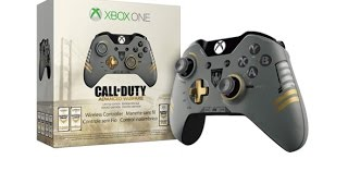 Baixar Call of Duty: Advance Warfare - Limited edition Xbox One controller [Unboxing]