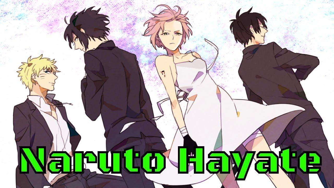 Naruto Hayate Android Mobile Game