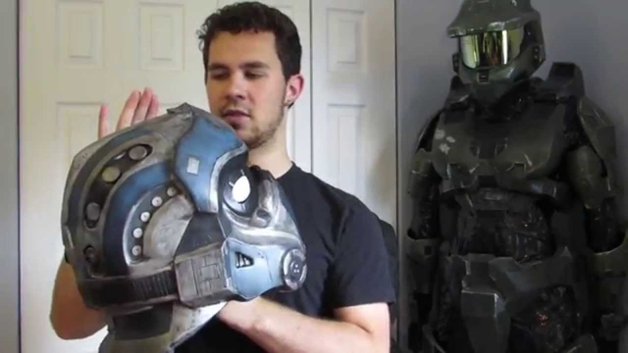 how to make gears of war armor