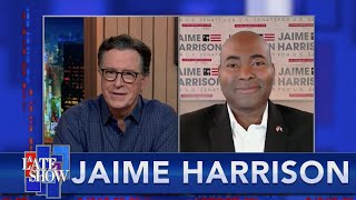 'A Relic Of The Old South'  Jaime Harrison On Sen. Lindsey Graham