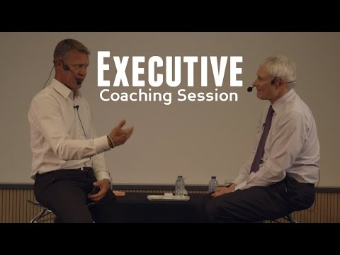 Executive Coaching Session – How Coaching Works