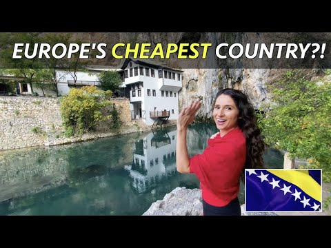 Europe's CHEAPEST Country?! (4 Million Views on Facebook!) 😱