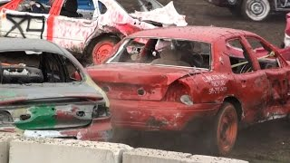 Forest Fair Demolition Derby | 6 Cylinder