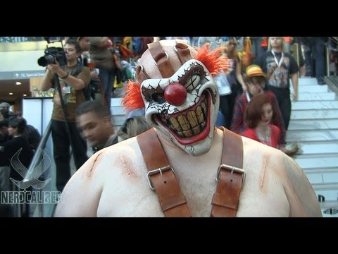 Sweet Tooth - Twisted Metal Cosplay
