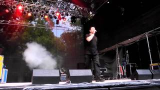 THE INVINCIBLE SPIRIT - FLOATING live@WGT 2012