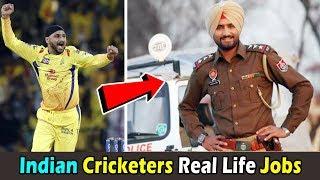 Indian Cricketers and Their Real Life Jobs । भारतीय क्रिकेटर क्या नौकरी करते हैं