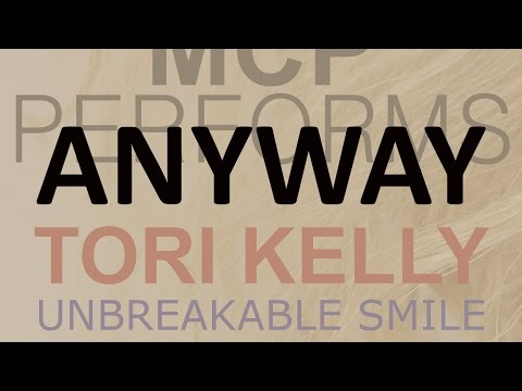 Anyway - Tori Kelly [tribute cover by Molotov Cocktail Piano]