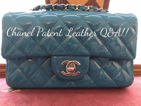 Chanel Patent Leather Review and Q&A!