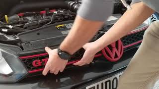 homepage tile video photo for MK6/MK7 Golf GTI Grille Removal