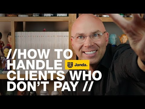 How to Handle Clients Who Don't Pay