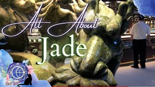 All About JADE   Visiting a Jade Refinery   Beijing, China   TRAVEL VLOG