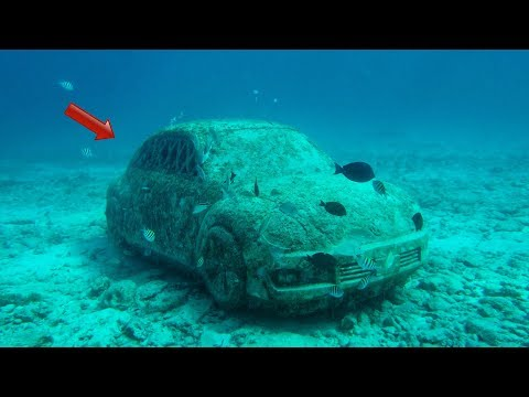 Ocean Test of World's First Underwater 4k Drone!