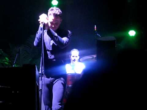 "THE KILLERS - ""YOU RUINED LOSING TOUCH!"" - LAS VEGAS - 9/19/09"