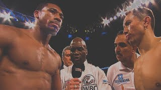 Demetrius Andrade | THE MAN TO BEAT GGG??
