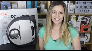 Neato Robotics D7 robot vacuum review