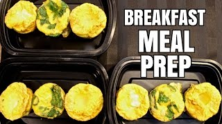 How To Meal Prep - Ep. 5 - EGG MUFFINS