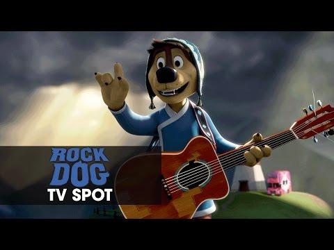 "Rock Dog (2017 Movie) Official TV Spot – ""Snow Mountain"""