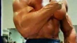 Arnold training [ Hard-core ]