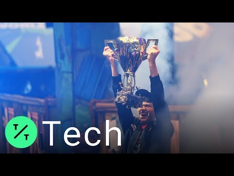 16-Year-Old Fortnite World Cup Champ Kyle Giersdorf Wins $3 Million Prize