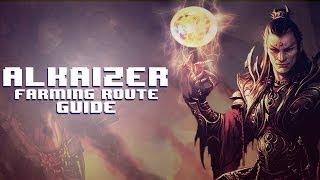 Diablo 3 XBOX360/PS3 Amazing XP Farming Route - Alkaizer's Run