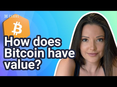 How Does Bitcoin Have Value? With Layah Heilpern