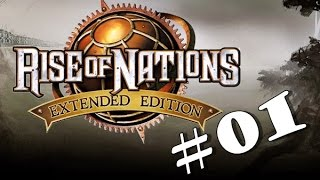 Rise of Nations: Extended Edition #01 - Britânicos