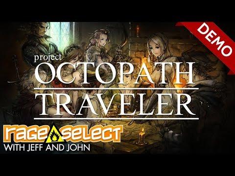 SAVGS  - Project Octopath Traveler Demo (SAVGS)