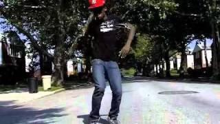 Dancehall Dance Move -