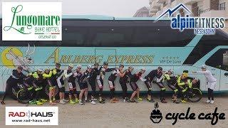 """Team Vorarlberg Santic Friends"" & ""Arlberg Express"" visit Cesenatico"