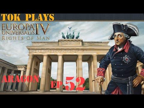 Tok plays EU4: Rights of Man - Aragon ep. 52 - Serbian Independence