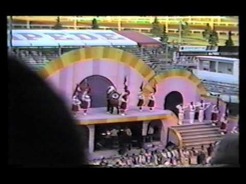1990 Calgary Stampede Grandstand Show