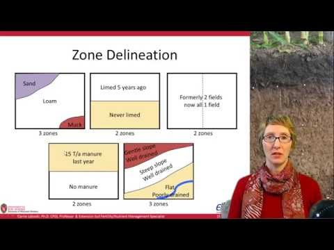 Soil Nutrient Basics, Soil Sampling, 2/4