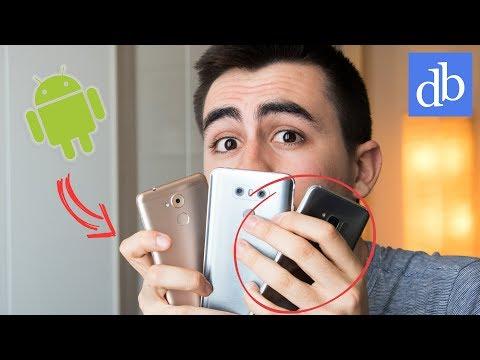 Quale smartphone Android comprare? | Migliori smartphone Android 2017 • Ridble