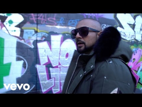 Sean Paul - Vevo Behind The Scenes: