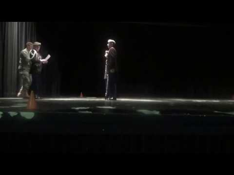 North Iredell High School 2016 | Regulation Armed Duet