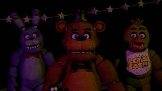 five long nights SHORT//song by: jt machinama//animation by:me