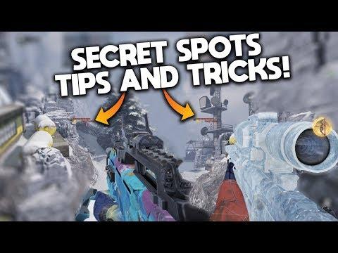 BEST SECRET SPOTS In SUMMIT! *NEW MAP* Tips + Tricks In Call Of Duty: Mobile