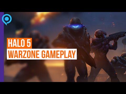 Продолжительность сюжетной кампании Halo 5 в два раза больше, чем в Halo 4