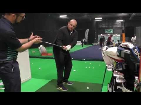 Peter Finch golf tips: backswing lesson