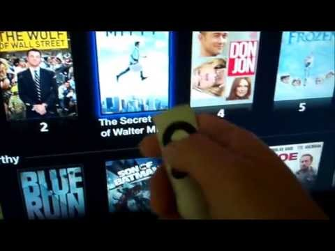 How To Rent A Movie Using AppleTV