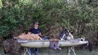Gear to Get Started Kayak Duck Hunting