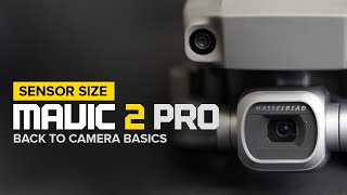 DJI Mavic 2 Pro Sensor Size - Back to the Basics
