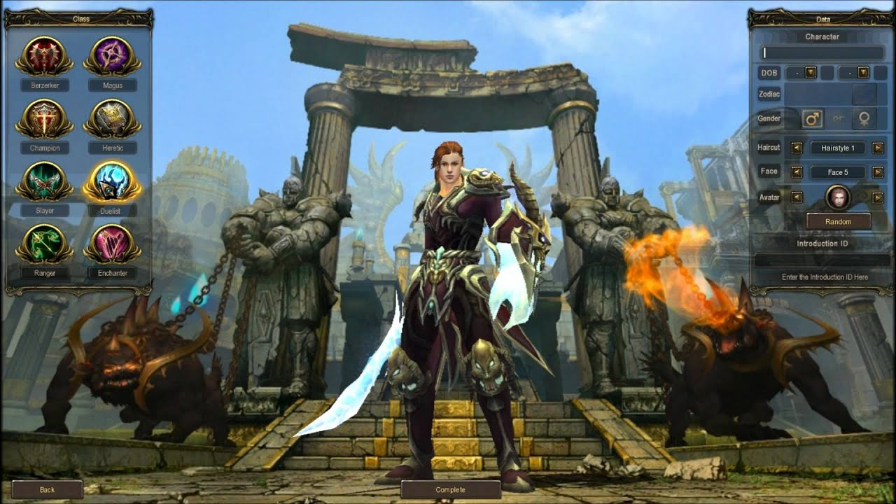 Fantasy Character Classes | All The Tropes Wiki | Fandom