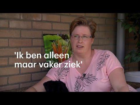 Danielle moest verplicht een ander medicijn: 'Ik ben alleen maar vaker ziek'  - RTL NIEUWS